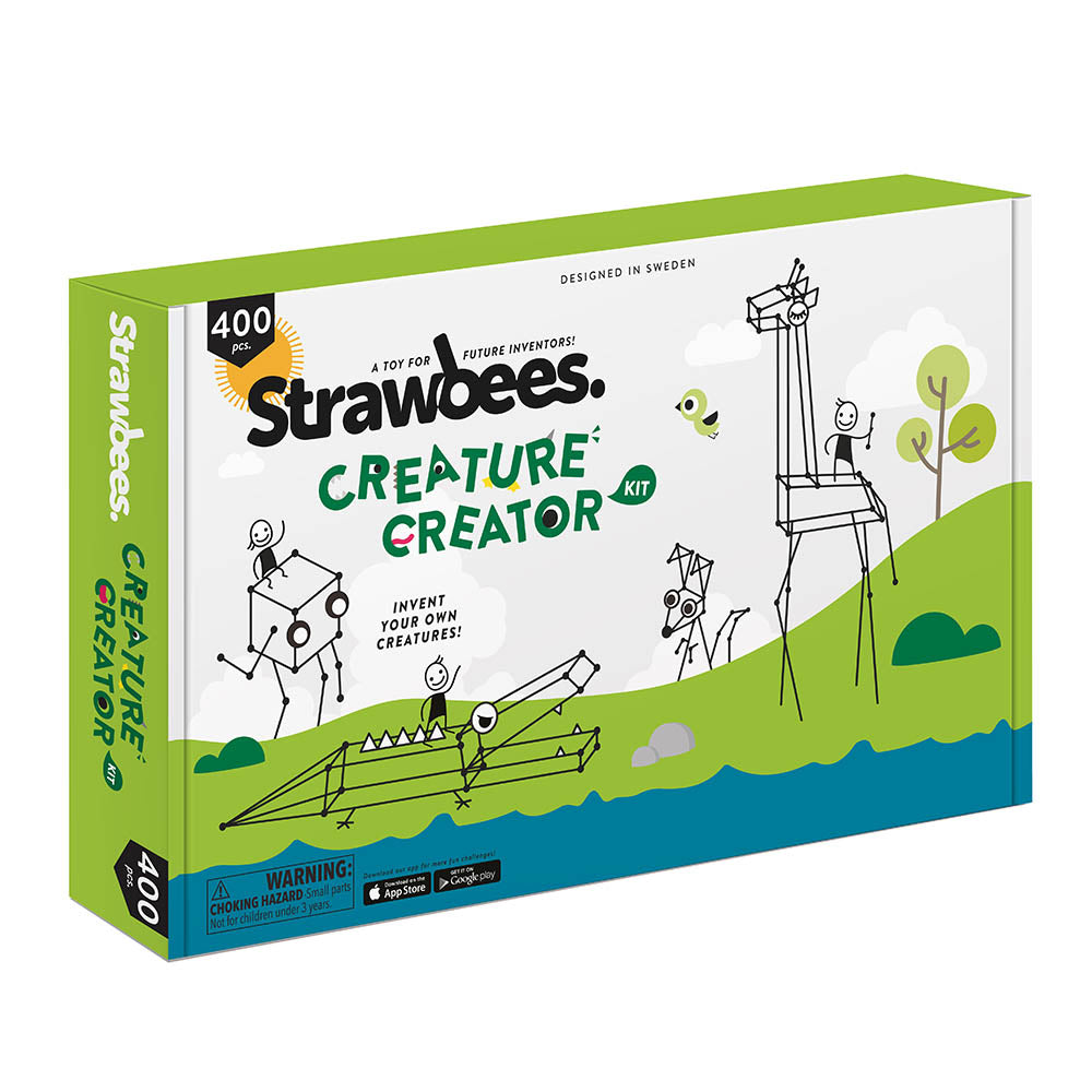 Strawbees Creature Creature Kit