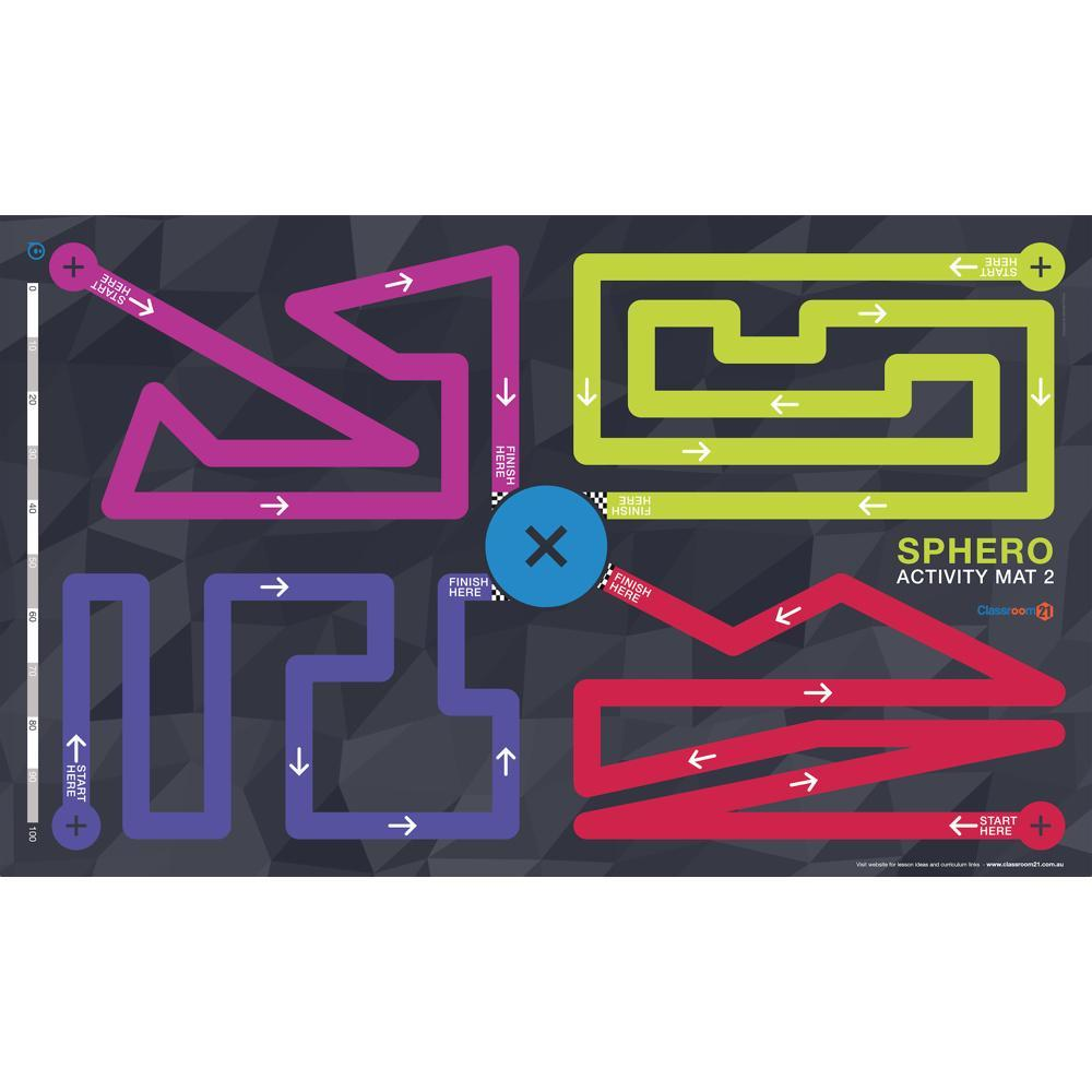 Sphero Activity Mat 2