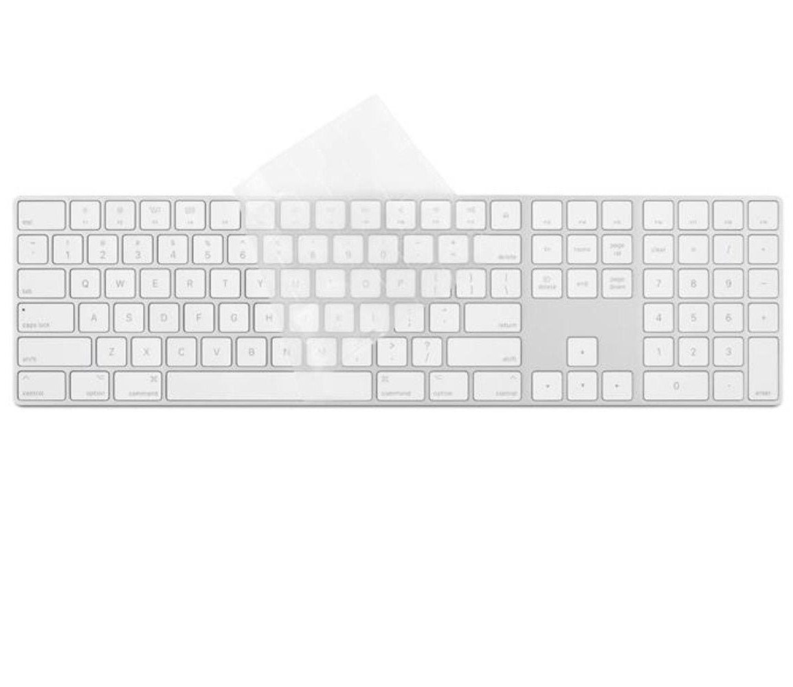 Moshi ClearGuard MK for Apple Magic Keyboard with Numeric Keypad