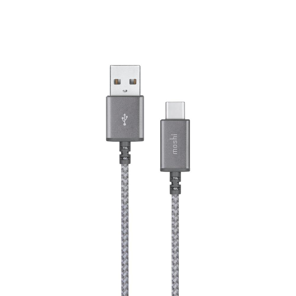 Moshi Integra USB-C to USB-A Charge Cable (0.25M)