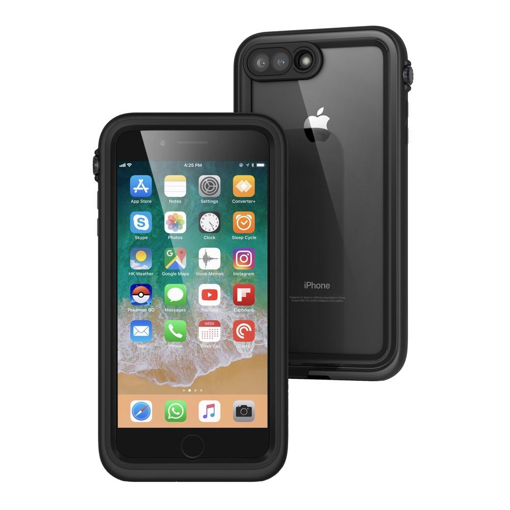 Catalyst Waterproof Case for iPhone 7+/8+ (Black)