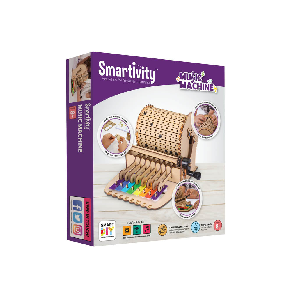 Smartivity Mechanical Xylofun Music Fun