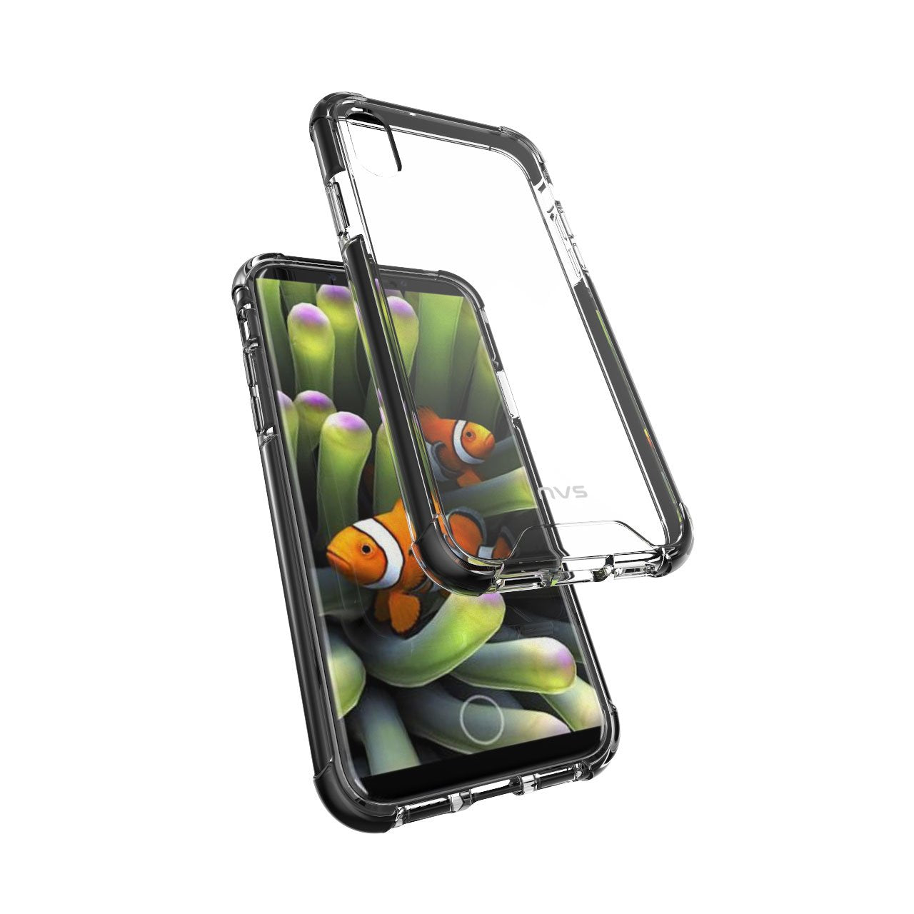 NVS OptiShield Case for iPhone X/Xs