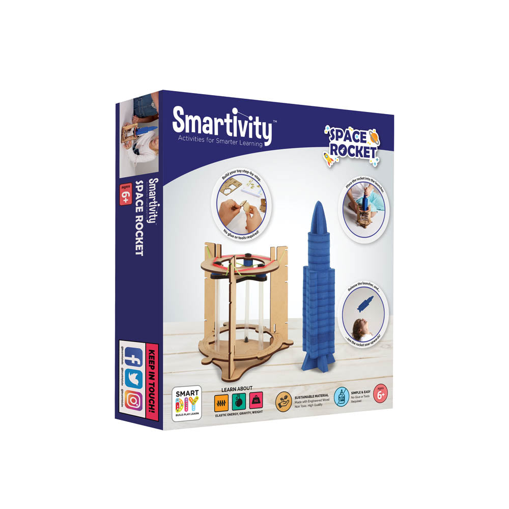 Smartivity Blast Off Space Rocket