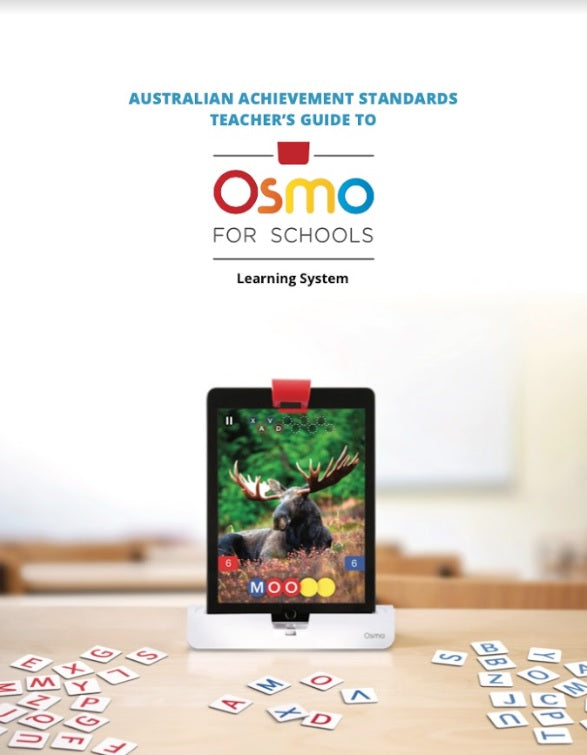 OSMO Teacher's Guide Booklet - Australia (2020)