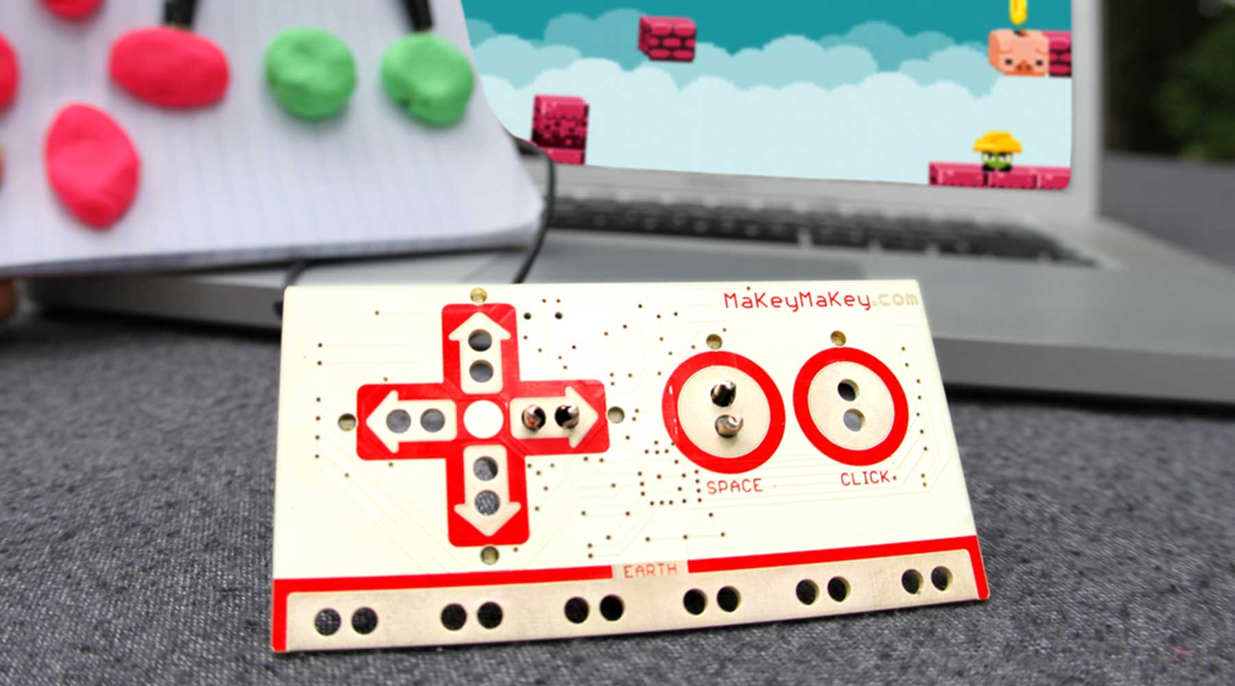 Creative Kids Online Academy - Makey Makey Level 1 (No Voucher)