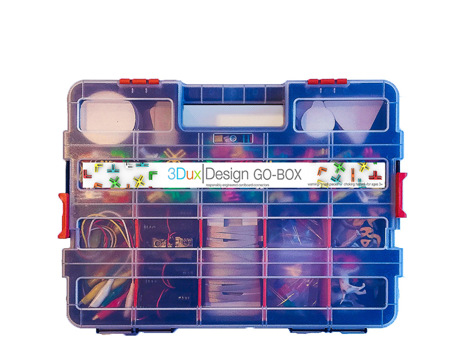 3Dux Design GOBOX - Pro Classroom Kit