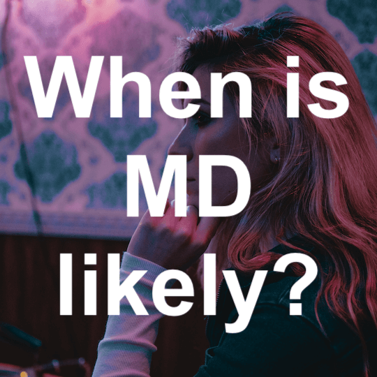 When is maladaptive daydreaming likely?