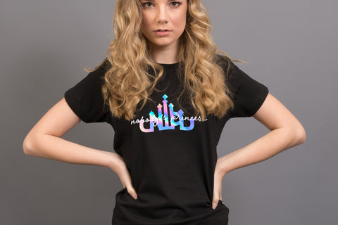 Limited Edition Holographic Tshirt