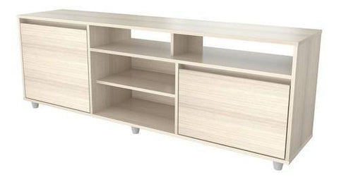 Image of Mesa Para Tv 60  56 X 160 X 36 Amareto / Arena Mtv14619