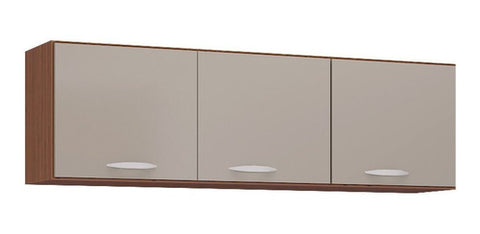 Image of Mueble Superior Cocina 120 Cm Capuchino Hueso