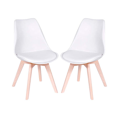Image of Set x2 Sillas Eames Tulip - Akivoy Colombia