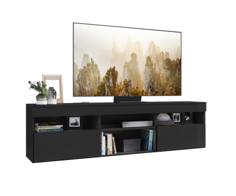 Rack Gabinete Para Tv Paris de 65 Pulgadas