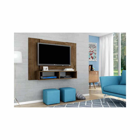 "Image of Panel Navi para TV de 48"" en Madera Rustica - Akivoy Colombia"