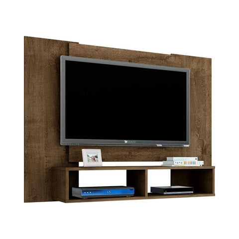 "Image of Panel Navi para TV de 48"" en Madera Rustica"