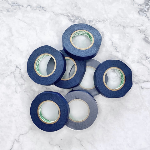 Kamoi masking tape, masking tape, made in Japan, watercolour masking tape, blue masking tape, art masking tape, craft masking tape, 1cm