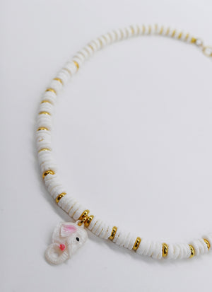 Elephant Collar Necklace