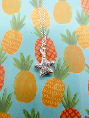 Star milagro necklace