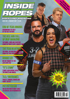 Inside The Ropes Magazine (Issue 5)