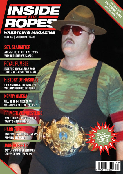 Inside The Ropes Magazine (Issue 6)