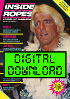 DIGITAL: Inside The Ropes Magazine (Issue 1)