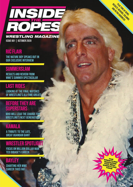 Inside The Ropes Magazine (Issue 1)