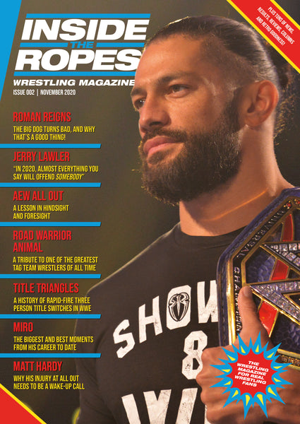 Inside The Ropes Magazine (Issue 2)