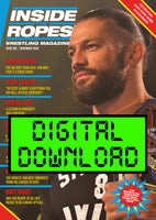 DIGITAL: Inside The Ropes Magazine (Issue 2)