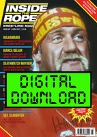 DIGITAL: Inside The Ropes Magazine (Issue 7)