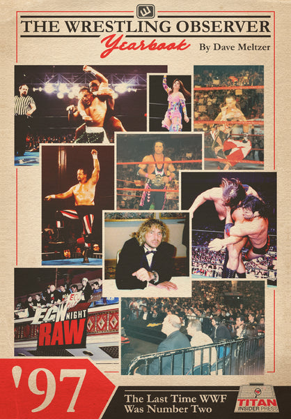 The Wrestling Observer Yearbook 1997