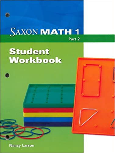 Saxon Math 1: Student Workbook