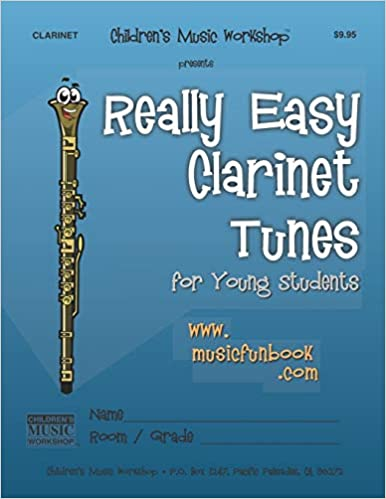 Really Easy Clarinet Tunes: for Young Students