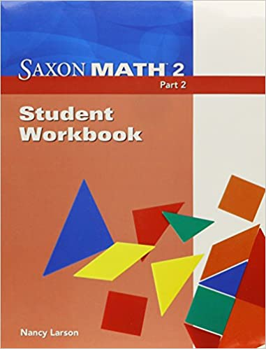 Saxon Math 2: Student Workbook, Part 2 Part 2