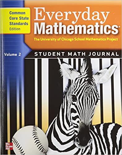Everyday Mathematics, Grade 3, Student Math Journal 2