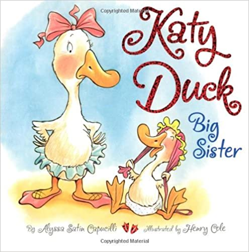 Katy Duck, Big Sister