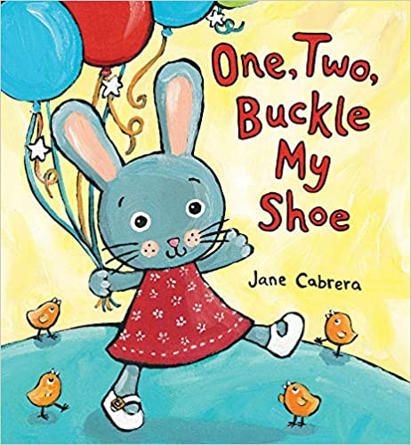 One, Two, Buckle My Shoe (Jane Cabrera's Story Time)