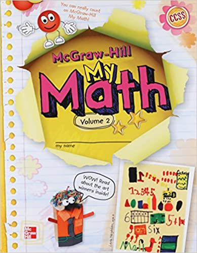 My Math Grade K, Vol. 2 (ELEMENTARY MATH CONNECTS)