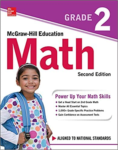 McGraw-Hill Education Math Grade 2, Second Edition