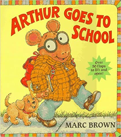 ARTHUR GOES TO SCHOO