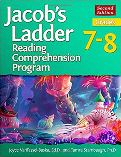 Jacob's Ladder Reading Comprehension Program: Grades 7-8 (2nd ed.)