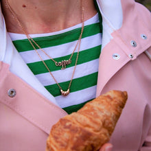 Load image into Gallery viewer, Croissant Pendant - ESA EVANS