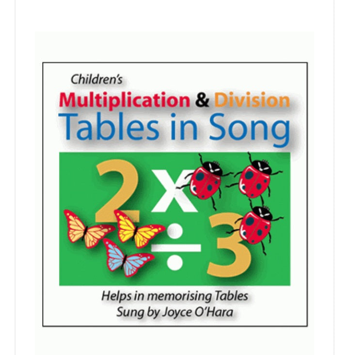 Multiplication & Division CD