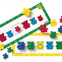 Proportional bears work cards