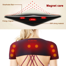 Load image into Gallery viewer, 50% OFF 🔥 | LH™ Self-heating Tourmaline Shoulder Magnetic Therapy
