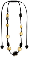 Load image into Gallery viewer, Precious Necklace - 12 Beads - Gold