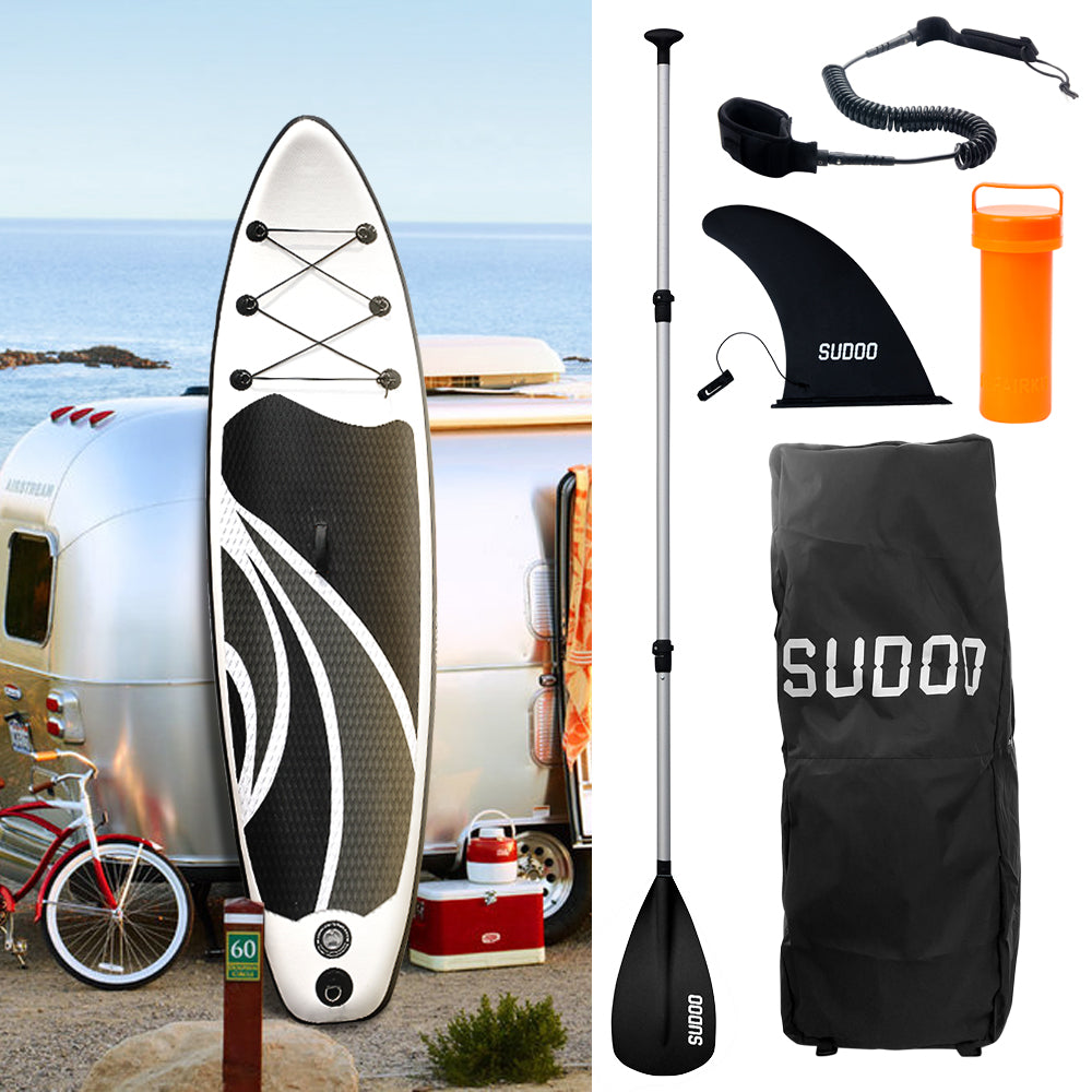 SUP Inflatable Paddle Board | Stand Up with Pump & Accessories UK Stock
