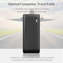 Load image into Gallery viewer, Power Bank 10000mAh 20000mAh External Battery Bank 12W Charge With Dual USB