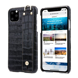 Genuine Leather back case for iPhone 11/11Pro/11Pro Max Xs Max