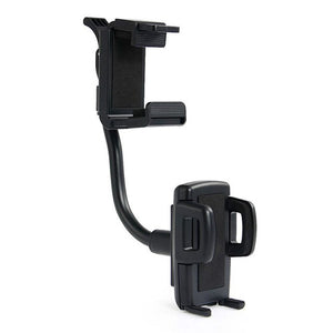 Car Rearview Mirror Mount Phone Holder For iPhone Samsung GPS