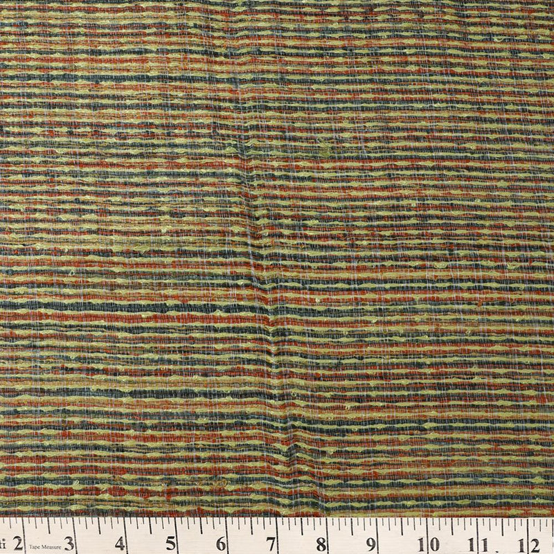 FFAB Fabric Collection | Tweed Silk Fabric | Multi Color